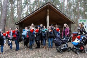 Tragespaziergang Okt 21 - Biebricher Schlosspark