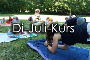 Kurs Dienstag-Outdoor Fitness - Juli 21