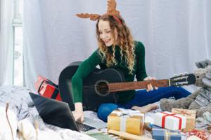 St. Martins- und Weihnachtslieder für Gitarre & Ukulele