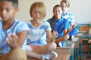 Yoga-Rituale in der Schule