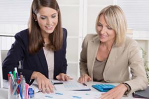 Kauffrau - Kaufmann für Büromanagement