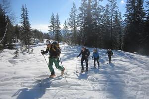Basic Instinct Skitour Wurzeralm