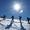 Genussvolle leichte Tages-Skitour Glarnerland