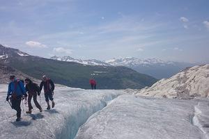 Firn- und Eiskurs - Furka-Rhonegletscher