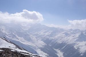 Skitourenweekend für Geniesser, Dreizehntenhorn 3052m