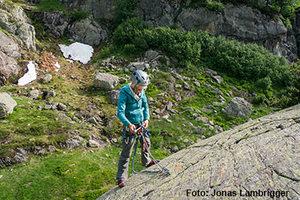 Troubleshooting im Felsklettern - Klausenpass