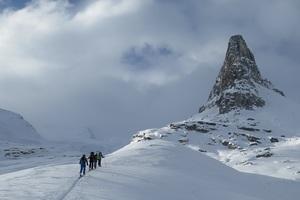Skitourenwochenende im Valsertal