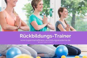 Rückbildungs-Trainer ONLINEFORTBILDUNG START JEDERZEIT