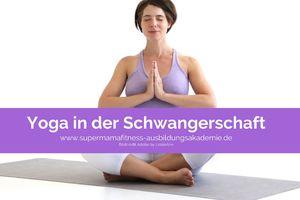 Pränatales Yoga in der Schwangerschaft ONLINEFORTBILDUNG START JEDERZEIT