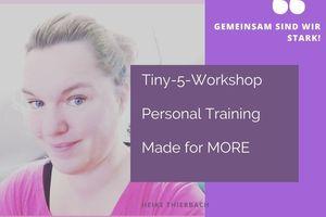 Personal Training Starke MITTE