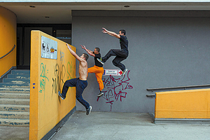 Parkour-Freerunning