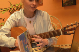 Live-Onlinefortbildung - Gitarre leicht lernen (Grundkurs)