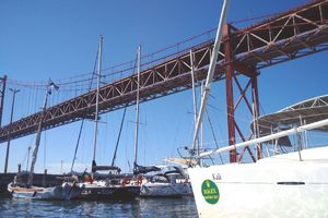 Manöverweekend Lissabon, 50nm