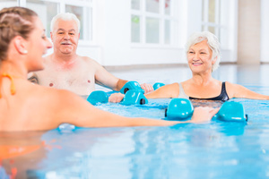 Aquafitness Senioren