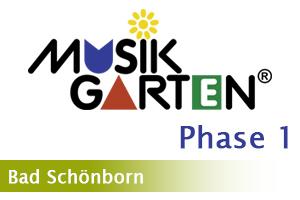 Musikgarten Phase 1 - Bad Schönborn - bis 3,5 Jahren
