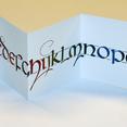 Kalligrafie Grundkurs Unziale