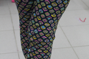 Kindernähkurs Leggings