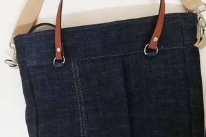 Nähkurs Jeansupcycling Tasche