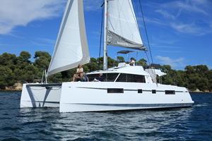 Skippertraining Katamaran 11.5.19
