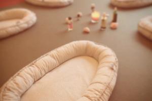 Hygge Babymassage im Herbst für 6-20 Wochen alte Babys, 26.10., 1345 - 1445