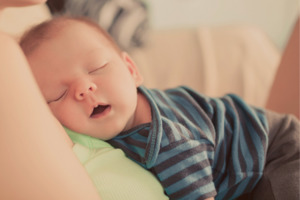 Schlaf gut, Baby - der bindungsorientierte Schlaf-Workshop, 12.12., 10 Uhr