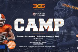 2020 Football Development & College Showcase Camp