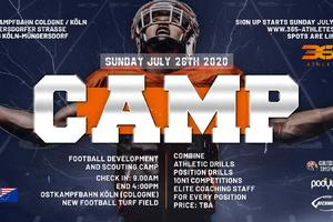2020 Football Development & Scouting Camp