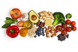 Jungbrunnen Ernährung - Hautalterung verstehen
