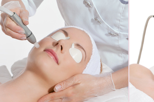 Professional Training Microdermabrasion und Ultraschall