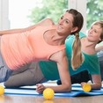 Pilates postnatal 06.05.21