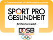 Sportgemeinschaft born-to-swim e.V Zertifiziertes Angebot Aqua Fitness