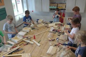 Werkkurse Für Kinder Ab 5 In Hamburg Die Werkkiste