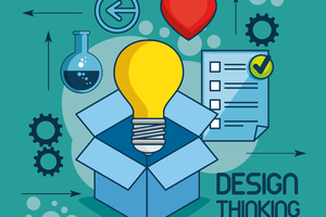 Innovationen mit Design-Thinking gestalten