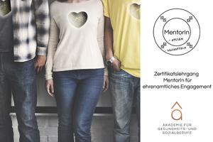 Zertifikatslehrgang - MentorIn für ehrenamtliches Engagement