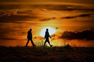Walk With Me - vom Gehen in der pädagogischen Arbeit