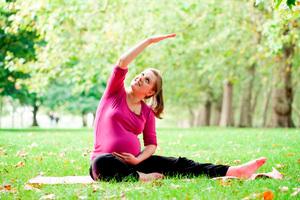 Mittwoch 17.30 - 18.45 Hatha Yoga für Schwangere