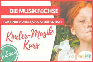 MUSiKFüCHSE | November | STADTFELD