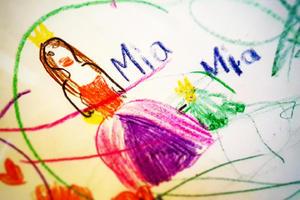 Malen und Zeichnen  für kleine Künstler