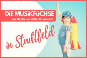 MUSiKFüCHSE-Schnuppern | STADTFELD