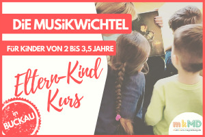 MUSiKWiCHTEL | April | BUCKAU