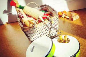 Perkussion - Zauberkiste der Musik