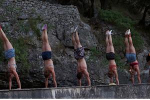 Handstand für Akrobaten II (Dienstag, Mai+Juni)