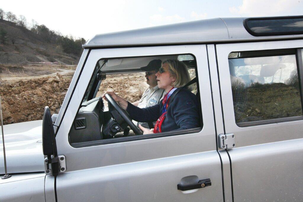Geländewagen selbst fahren