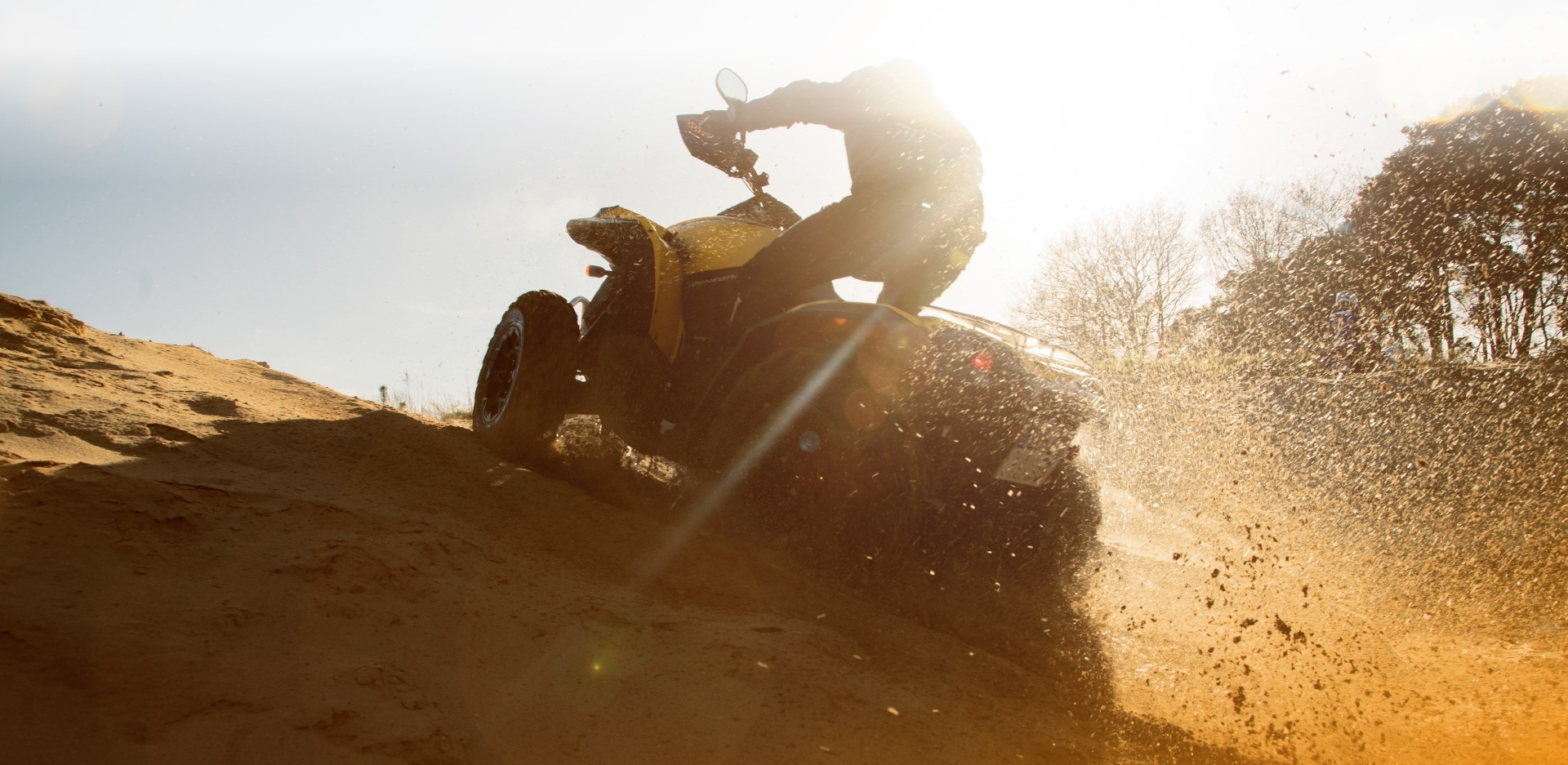Quad Off Road Experience