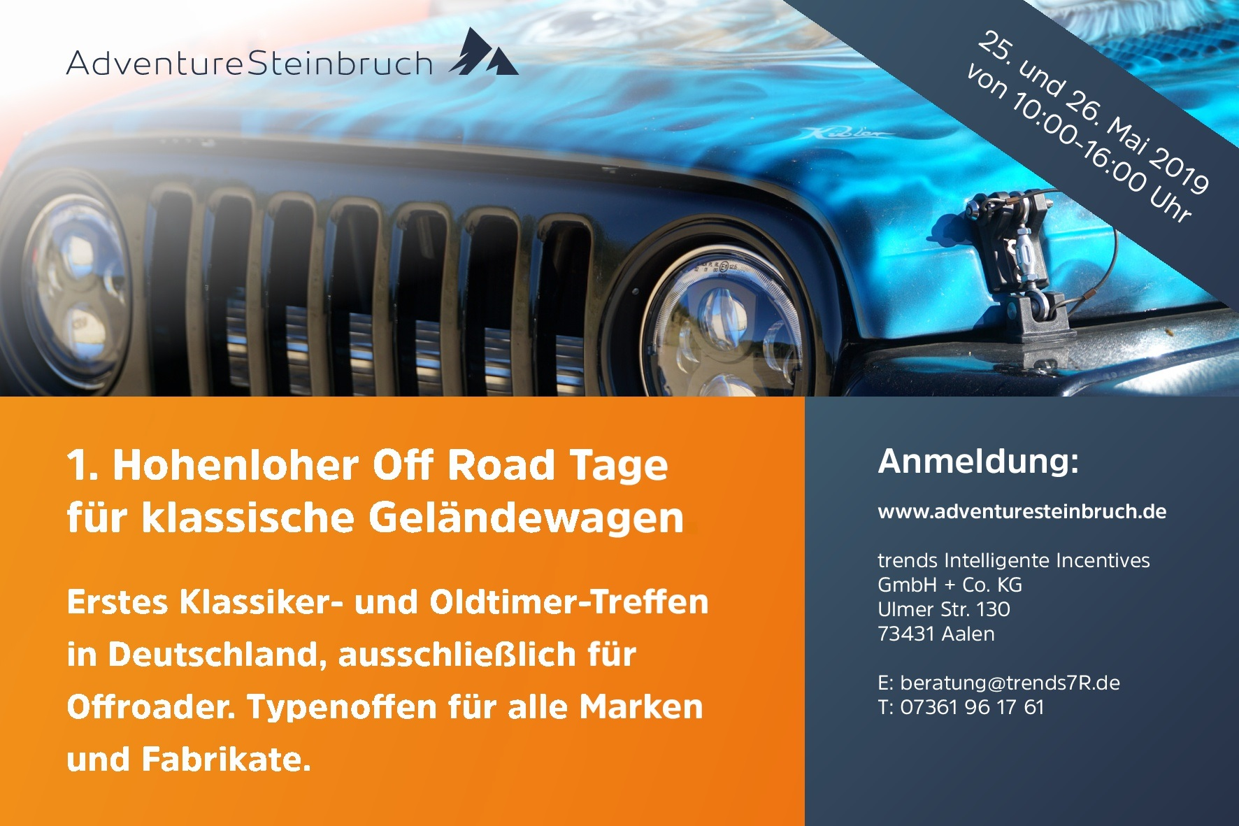 Hohenloher Offroad Tage