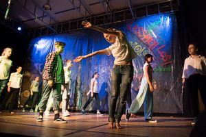 Rhythmical Teens ab 13 Jahren, Di17.30h