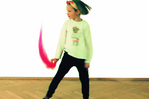 Rhythmik-Tanz 5-6 Jährige, am Mi16.10h
