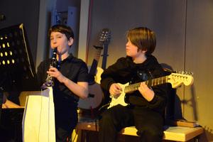 Rhythmical-Band Mo 17.30h