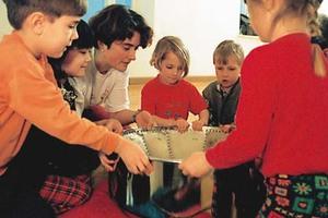 Rhythmik 3-4 Jährige, am Mo15.10h