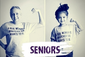 Seniors - Wise Wonder Women